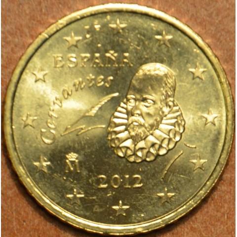 10 cent Spain 2012 (UNC)