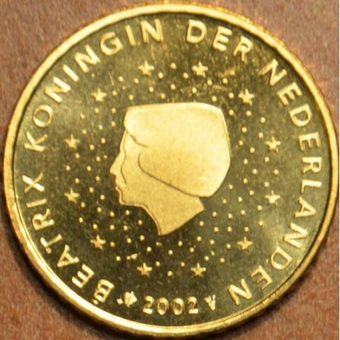 10 cent Netherlands 2002 (UNC)