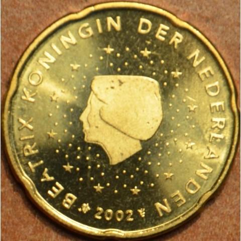20 cent Netherlands 2002 (UNC)