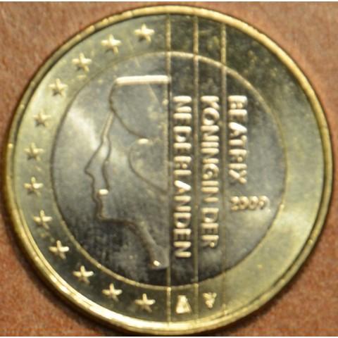 1 Euro Netherlands 2009 (UNC)