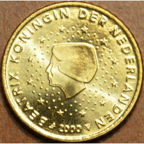 50 cent Netherlands 2000 (UNC)