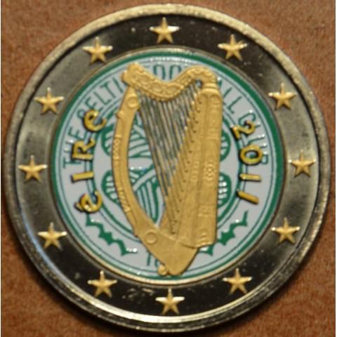 2 Euro Ireland 2011 II. (colored UNC)