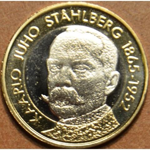 5 Euro Finland 2016 - Stahlberg (UNC)