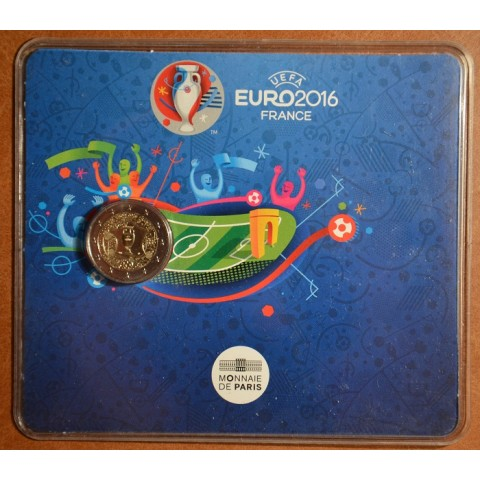 2 Euro France 2016 - UEFA (BU card)