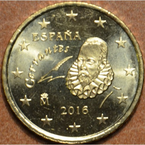 50 cent Spain 2016 (UNC)