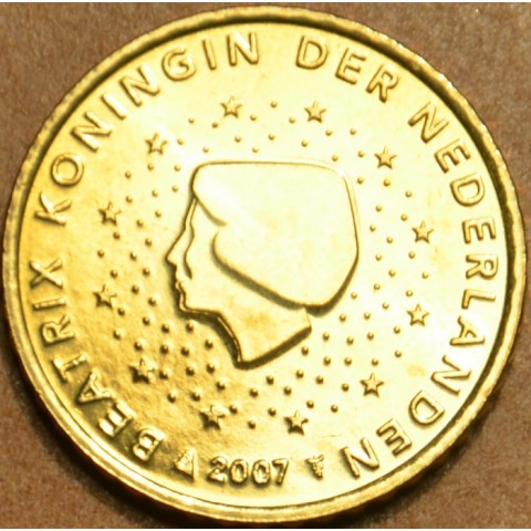 10 cent Netherlands 2007 (UNC)