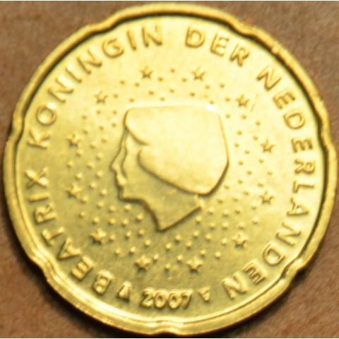 20 cent Netherlands 2007 (UNC)