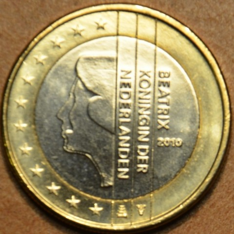 1 Euro Netherlands 2010 (UNC)