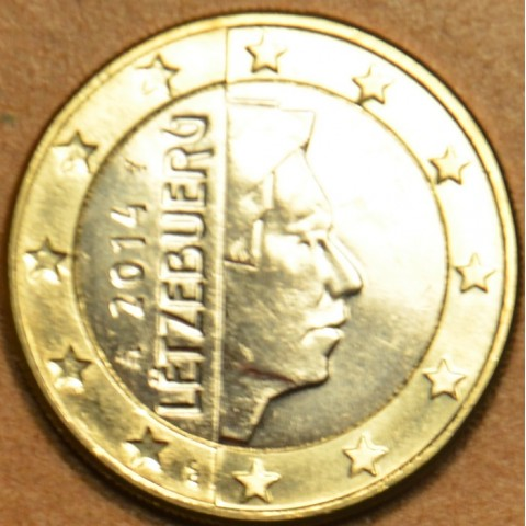 1 Euro Luxembourg 2014 (UNC)