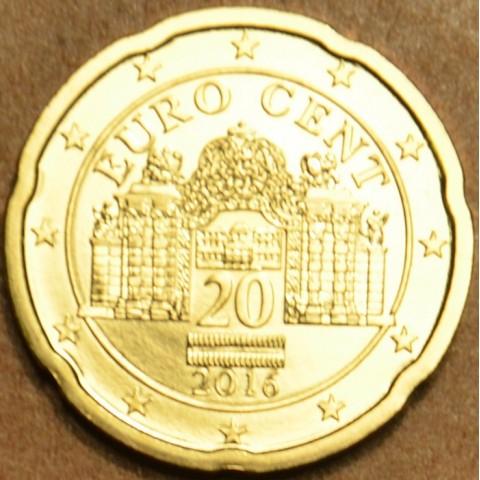 20 cent Austria 2016 (UNC)