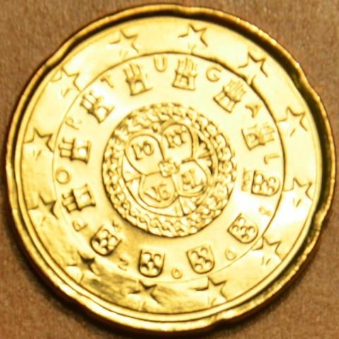 20 cent Portugal 2009 (UNC)