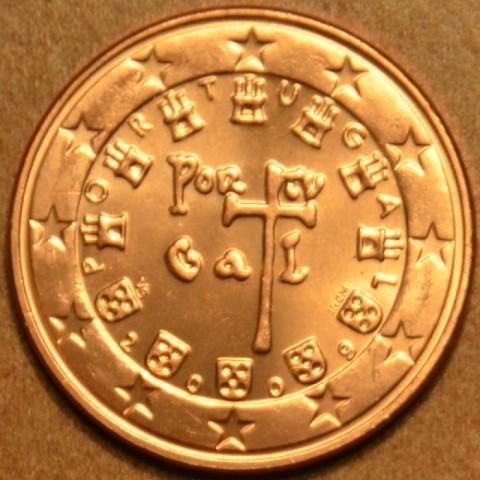 2 cent Portugal 2009 (UNC)