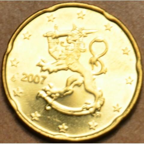 20 cent Finland 2007 (UNC)