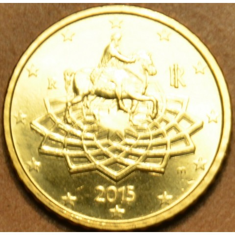 50 cent Italy 2015 (UNC)
