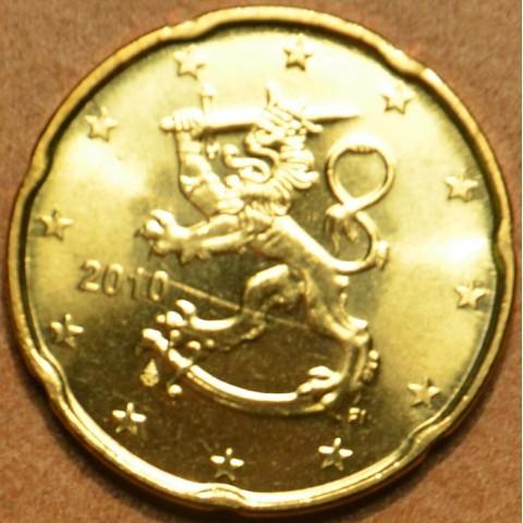 20 cent Finland 2010 (UNC)