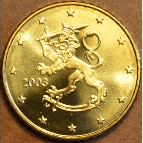 50 cent Finland 2003 (UNC)