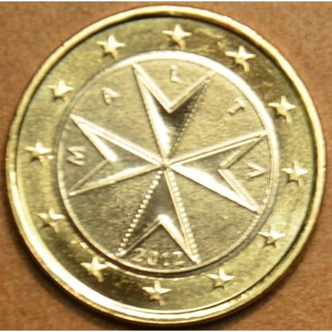 1 Euro Malta 2012 (UNC)