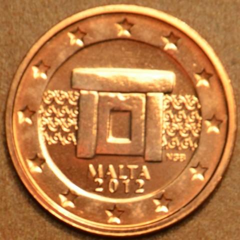 1 cent Malta 2012 (UNC)