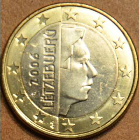 1 Euro Luxembourg 2006 (UNC)
