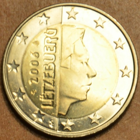 2 Euro Luxembourg 2006 (UNC)