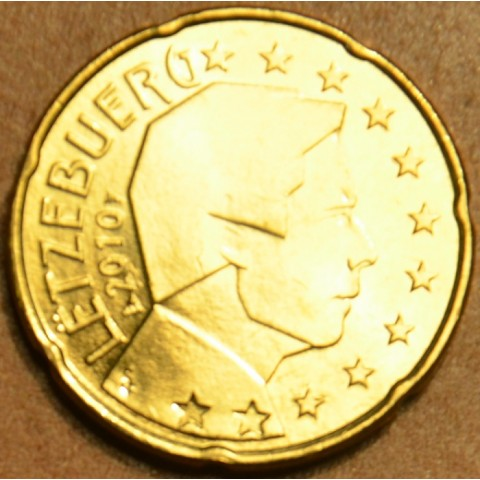 20 cent Luxembourg 2010 (UNC)