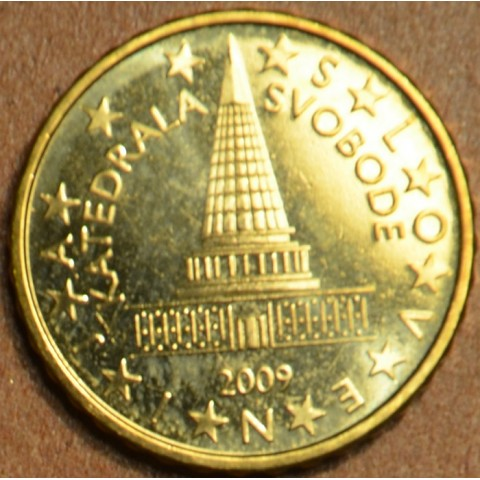 10 cent Slovenia 2009 (UNC)