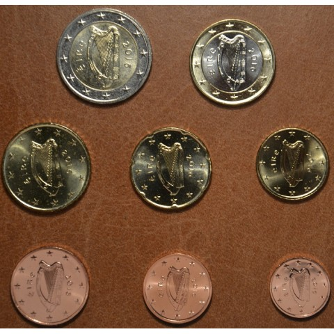Set of 8 coins Ireland 2016 (UNC)