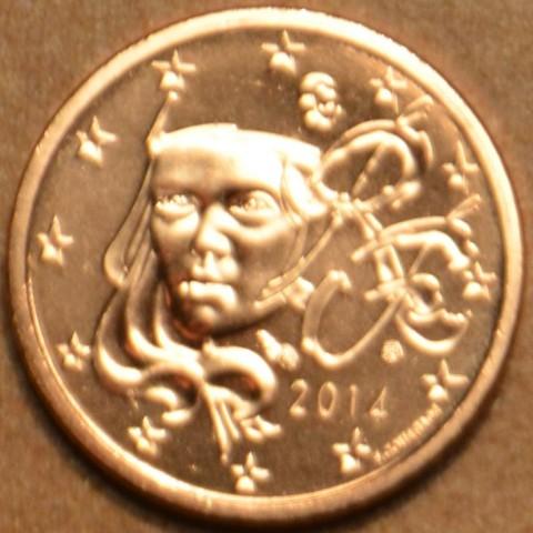 5 cent France 2014 (UNC)