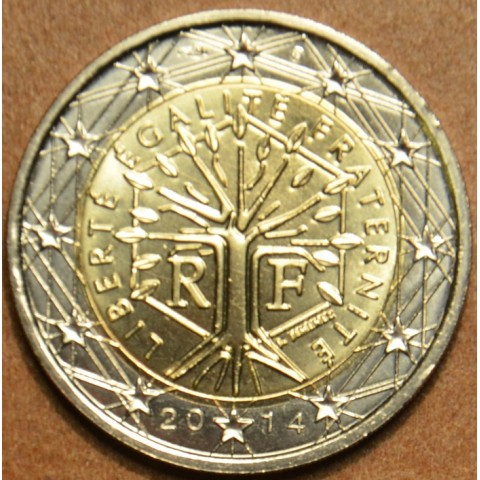 2 Euro France 2014 (UNC)