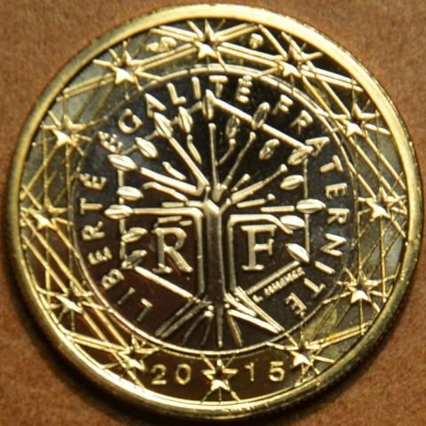 1 Euro France 2015 (UNC)