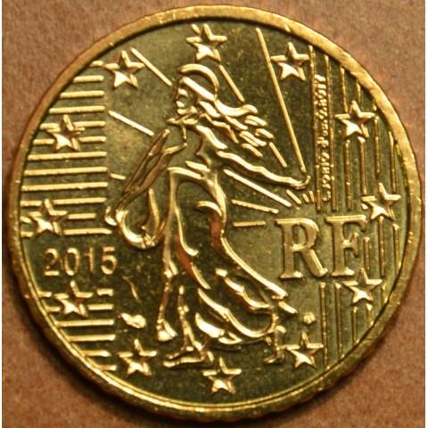 50 cent France 2015 (UNC)