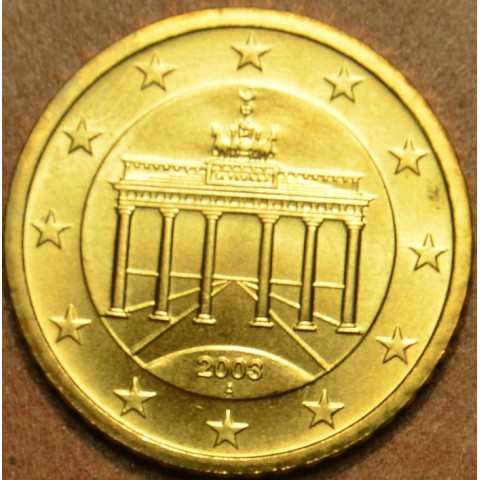 """10 cent Germany """"A"""" 2003 (UNC)"""