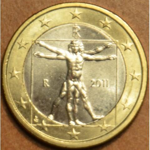 1 Euro Italy 2011 (UNC)