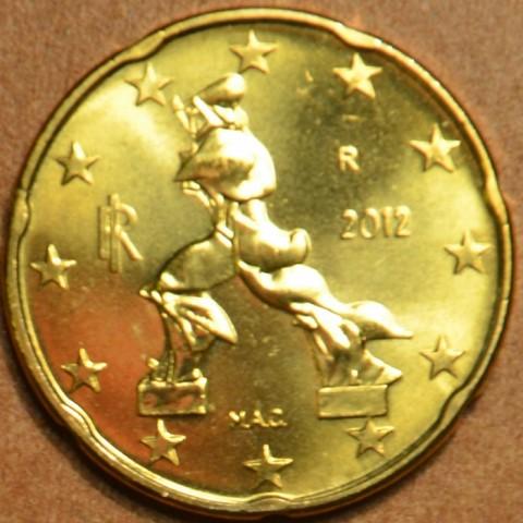 20 cent Italy 2012 (UNC)