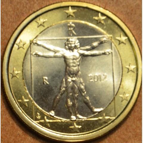 1 Euro Italy 2012 (UNC)