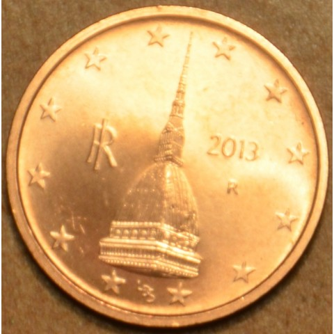 2 cent Italy 2013 (UNC)