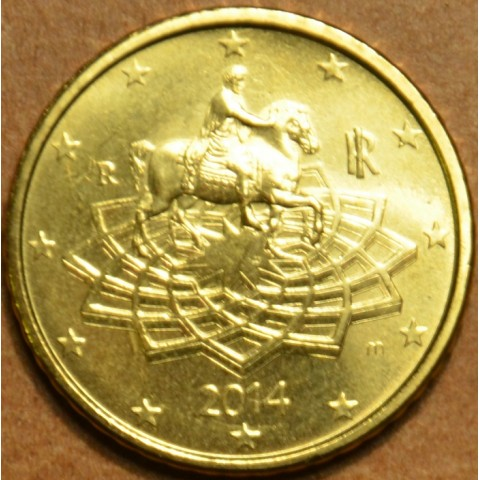 50 cent Italy 2014 (UNC)