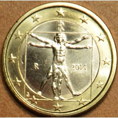 1 Euro Italy 2014 (UNC)