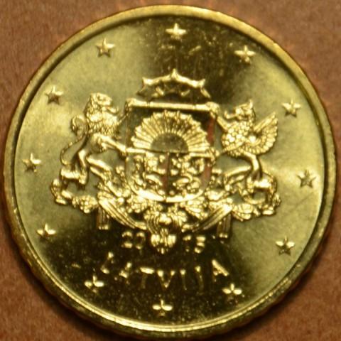 50 cent Latvia 2015 (UNC)