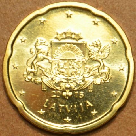 20 cent Latvia 2015 (UNC)