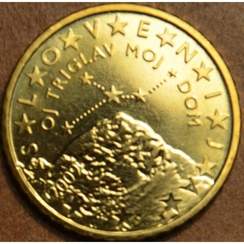 50 cent Slovenia 2009 (UNC)