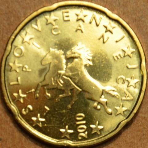 20 cent Slovenia 2010 (UNC)