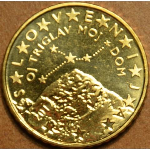 50 cent Slovenia 2012 (UNC)