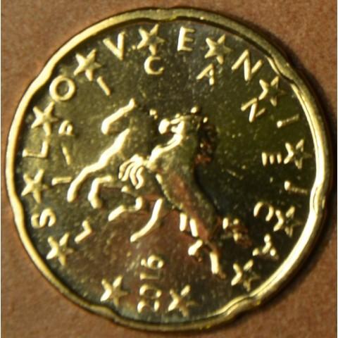 20 cent Slovenia 2016 (UNC)