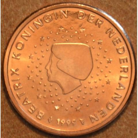 1 cent Netherlands 1999 (UNC)