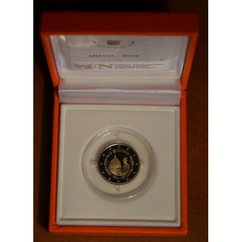 2 Euro Vatican 2016 - 200 years of Gendarmeria  (Proof)