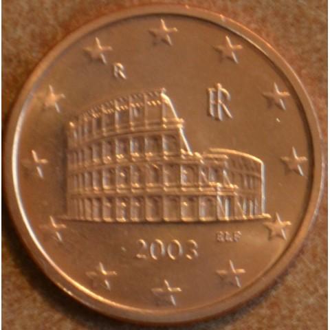 5 cent Italy 2003 (UNC)