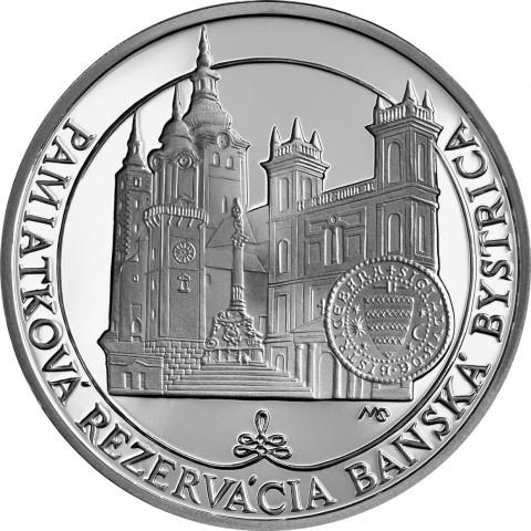 20 Euro Slovakia 2016 Banská Bystrica (BU)