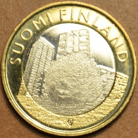 5 Euro Finland 2015 - Uusimaa - Hedgehog (UNC)