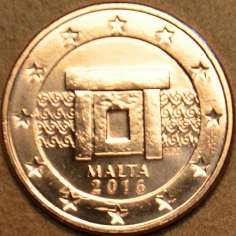 2 cent Malta 2016 (UNC)